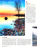 """Morning Reflections"" Lake Erie Living Magazine"