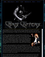 Chris Caffery About Web Page