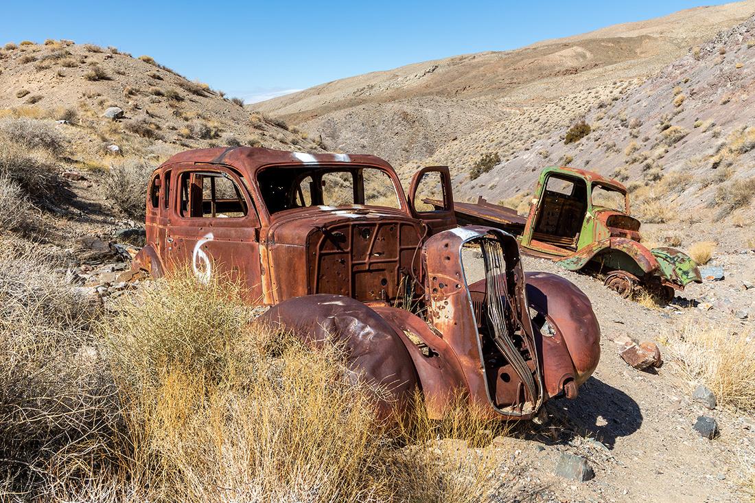 Rusty Wash