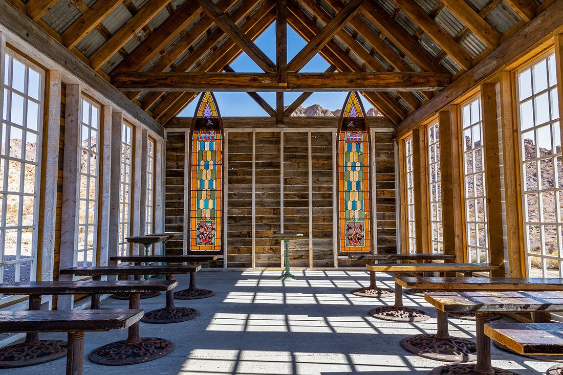 Desert Wedding Chapel
