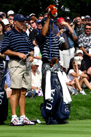 Tiger Woods - Steve Williams