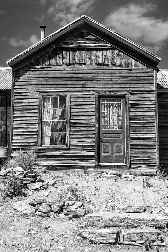 Home - Black and White