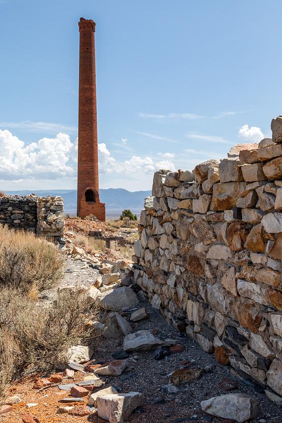 Combination Mill Ruins