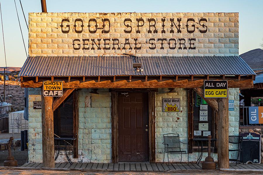 General Store Sunrise