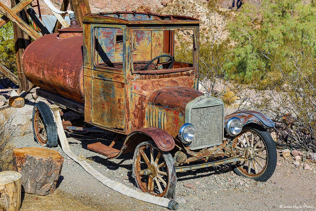 Ford Model TT
