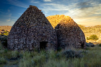 Panaca Charcoal Kilns Photography by James Marvin Phelps