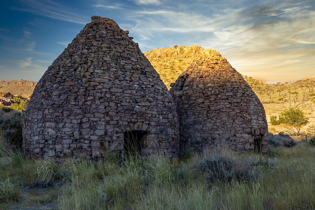 Panaca Charcoal Kilns
