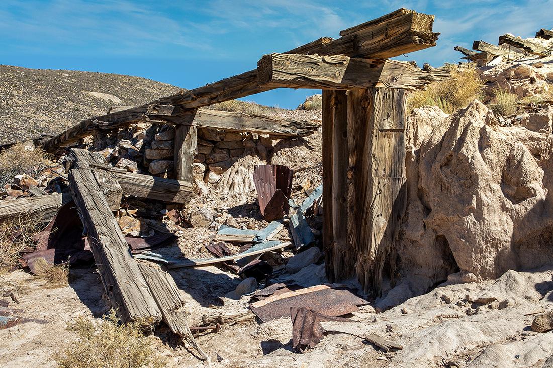 Headframe Ruins