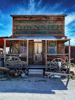 Gold Point Ghost Town Photography by James Marvin Phelps
