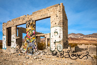 Elizalde Cement Company Ghost Town Photography by James Marvin Phelps