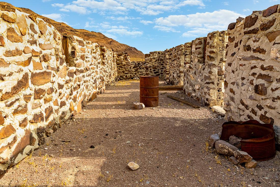 Bunkhouse Ruins