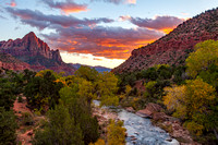 Zion National Park Photography by James Marvin Phelps