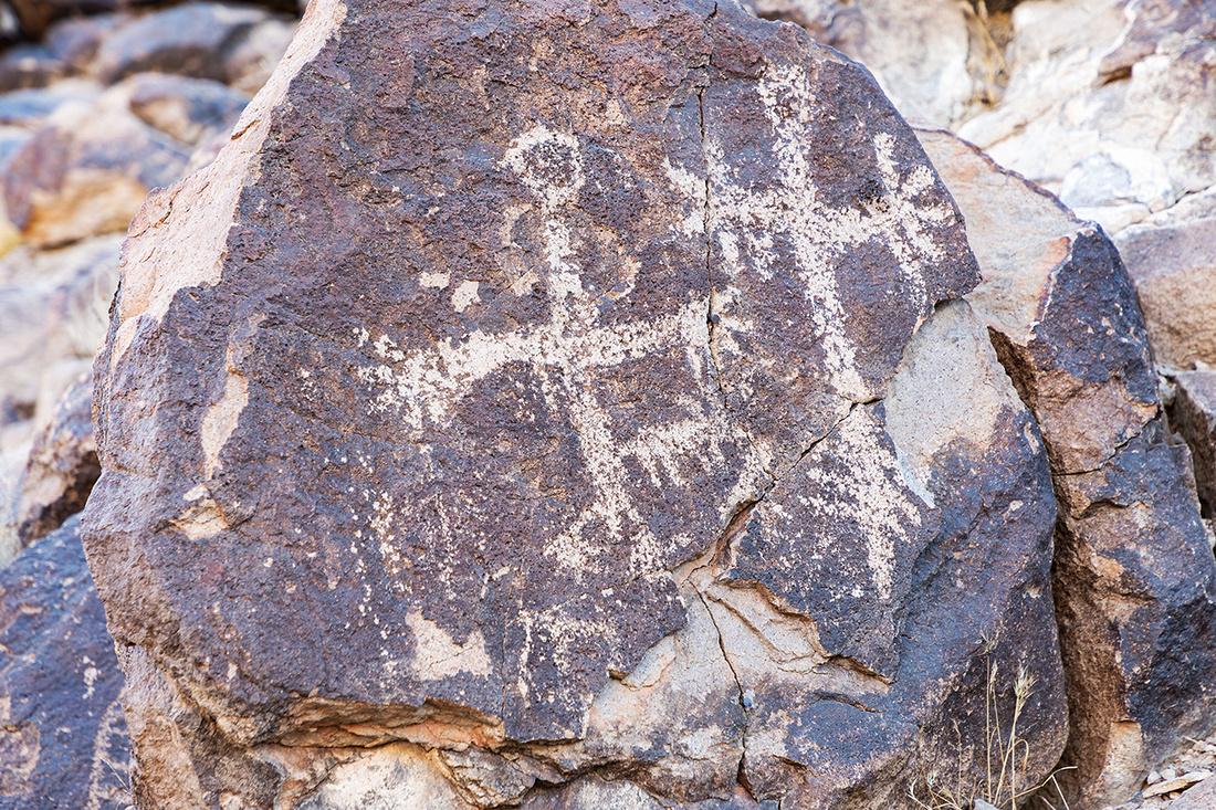 Split Rock Petroglyph