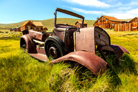 Bodie State Historic Park - Ghost Town Photography by James Marvin Phelps
