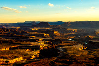 Canyonlands Golden Hour